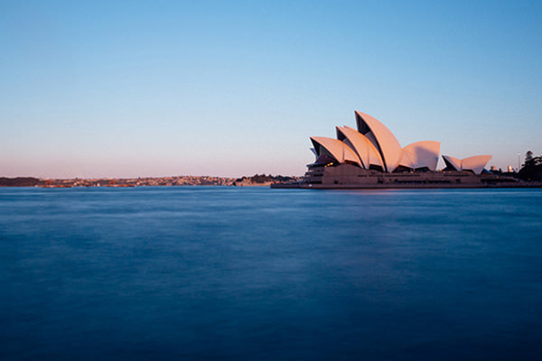 Photo of the Sydney Opera House during the day